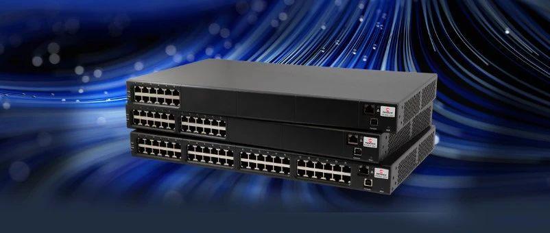 【世说芯品】Microchip推出首款多端口千兆位PoE供电器,简化Wi-Fi?6接入点和小基站节点部署